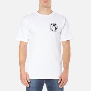 OBEY Clothing Men's Profits Of Doom T-Shirt - White