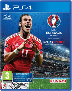 Pro Evolution Soccer 2016: UEFA Euro 2016
