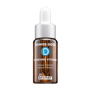 Dr. Brandt XYY Power Dose D Sunshine Vitamin Face Serum 17.7ml