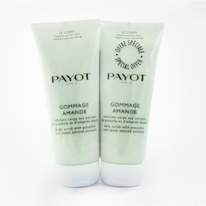 PAYOT Gommage Amande Body Scrub Duo 400ml
