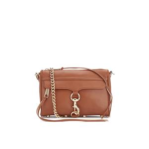 Rebecca Minkoff Women's Mini Mac Cross Body Bag - Almond