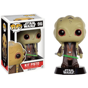 Star Wars (Exc) Kit Fisto Funko Pop! Figur