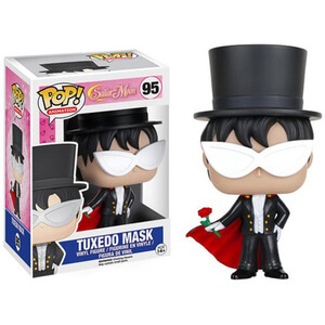 Sailor Moon Tuxedo Mask Funko Pop! Figur