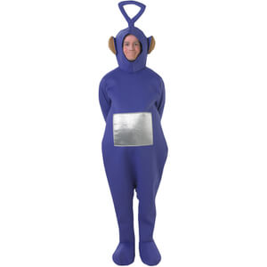 Teletubbies Men's Tinky Winky Fancy Dress