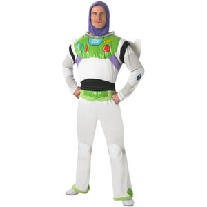 Disney Toy Story Men's Buzz Lightyear Fancy Dress