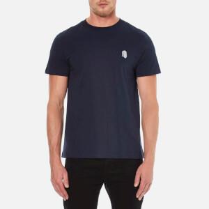 Carven Men's Small Logo T-Shirt - Encre