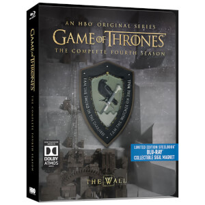 Game Of Thrones - Complete Fourth Season Limited Edition Steelbook