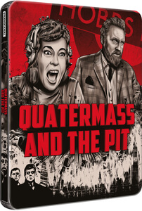Quatermass And The Pit - Zavvi Exclusive Limited Edition Steelbook (Limited to 2000 Copies)