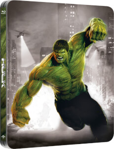 The Incredible Hulk - Zavvi Exclusive Lenticular Edition Steelbook (Limited to 2000 Copies) (UK EDITION)