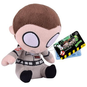 Mopeez Ghostbusters Dr. Peter Venkman Plush Figure