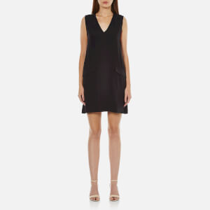 Ganni Women's Kamiko Dress - Black