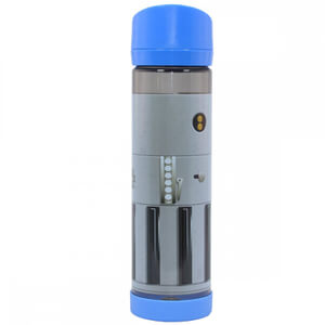 Star Wars: Episode VII Tritan Drinks Bottle - Blue Lightsaber