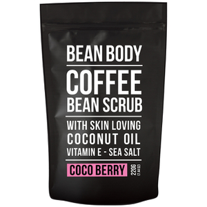 Bean Body Coffee Bean Scrub 220 г - Cocoberry