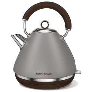 Morphy Richards 102102 Pyramid Premium Kettle - Pebble