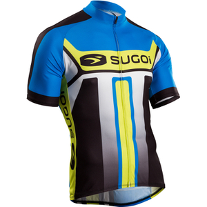 Sugoi Men's Evolution Pro Jersey - Directoire Blue