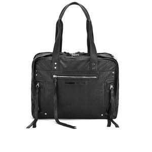 McQ Alexander McQueen Women's Loveless Duffle Bag - Black