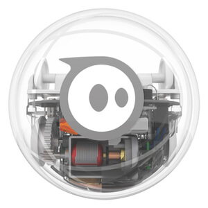 Sphero SPRK Edition Robotic Ball - Clear
