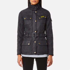 Barbour International Women's Polarquilt Jacket - Darker Navy