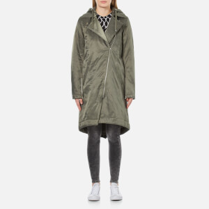 Cheap Monday Women's Profile Parka - Elephant Grey