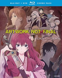 Yona of the Dawn Part 1 (Dual Format)