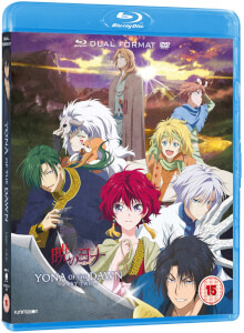 Yona of the Dawn - Part 2 (Dual Format)