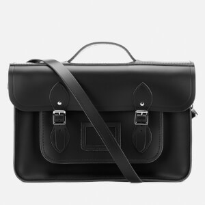"The Cambridge Satchel Company Women's 15"" Satchel - Black"