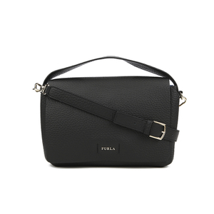 Furla Women's Capriccio Small Crossbody Bag - Black