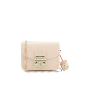 Furla Women's Metropolis Mini Crossbody Bag - Pink