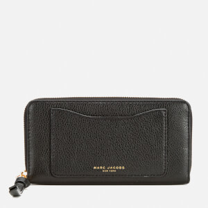 Marc Jacobs Women's Recruit Continental Wallet - Black