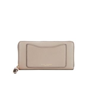 Marc Jacobs Women's Recruit Continental Wallet - Mink