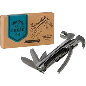Gentlemen's Hardware Multi Purpose Hammer Tool