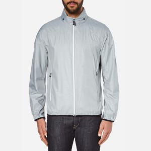 BOSS Green Men's Jiano Zipped Jacket - Grey