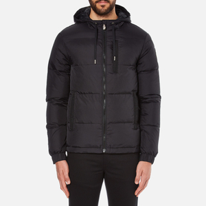Versace Jeans Men's Quilted Jacket - Black