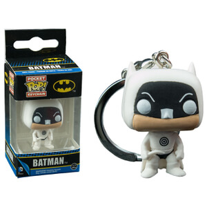 DC Comics Llavero Pocket POP! Vinyl Batman Bullseye