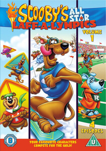 Scooby's As Laff-A-Lympics: Volume 1