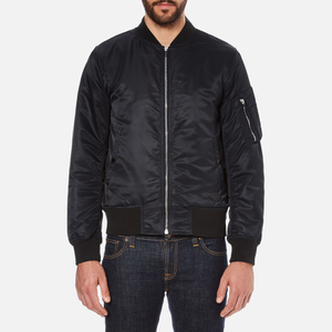 rag & bone Men's Manston Bomber Jacket - Black