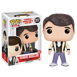 Ferris Bueller's Day Off Ferris Bueller Pop! Vinyl Figure