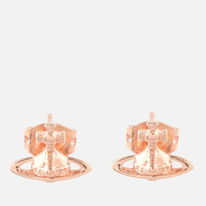 Vivienne Westwood Jewellery Women's Lorelei Stud Earrings - Pink Gold