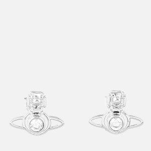 Vivienne Westwood Women's Nora Earrings - White Cubic Zirconia