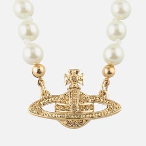Vivienne Westwood Jewellery Women's Mini Bas Relief Choker - Light Colorado Topaz