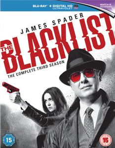 The Blacklist - Complete Season 3