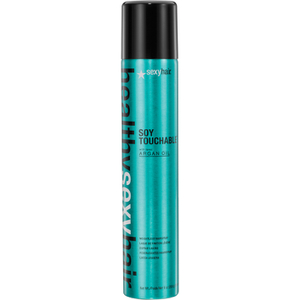 Sexy Hair Healthy Soy Touchable Hair Spray 310 ml