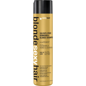 Sexy Hair Blonde Bombshell Blonde -shampoo 300ml