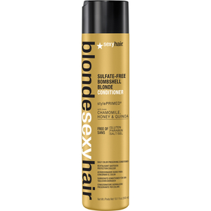 Sexy Hair Blonde Bombshell balsamo capelli biondi 300 ml
