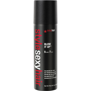 Sexy Hair Style Blow It Up Hair Volumizing Gel Foam 150 ml