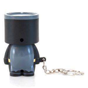 Batman Mini Look-Alite Keychain: Image 3
