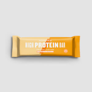 Myprotein High Protein Bar, Vanilla and Honeycomb, 12 x 80g