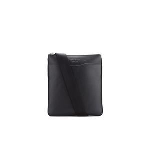 BOSS Hugo Boss Signature Zip Cross Body Bag - Black