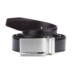 BOSS Hugo Boss Galliz Belt Gift Set - Black/Brown