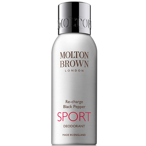 Desodorante SPORT Re-Charge con pimienta negra de Molton Brown (150 ml)